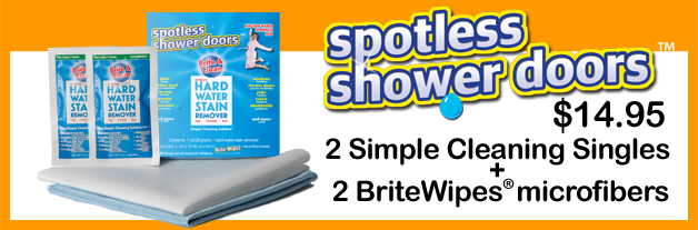 order a Spotless Shower Doors Kit